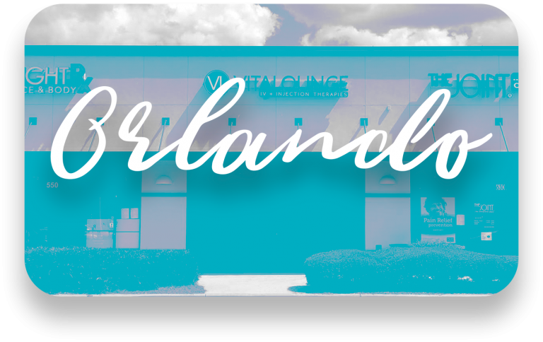Vitalounge Wellness Bar Orlando