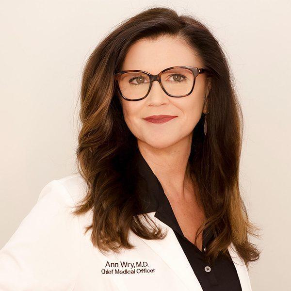 Medical Director, Ann Wry, MD